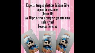 Especial de Tampas Juliana silva Cupom de Desconto ate dia 31/08/19,Cupom (Joana10)