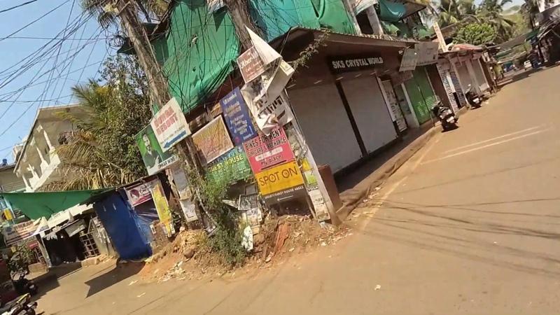 Silent Arambol QUARANTINE Goa India Безлюдный Арамболь Карантин Гоа Индия