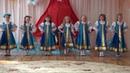 Выпускной в детском саду. Русский танец.