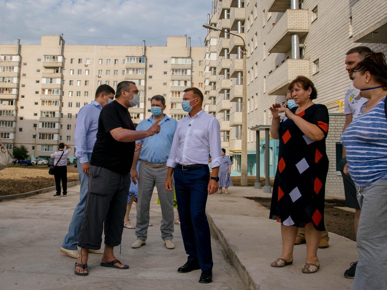 Жители Железногорска ждали ключи от квартир почти 9 лет