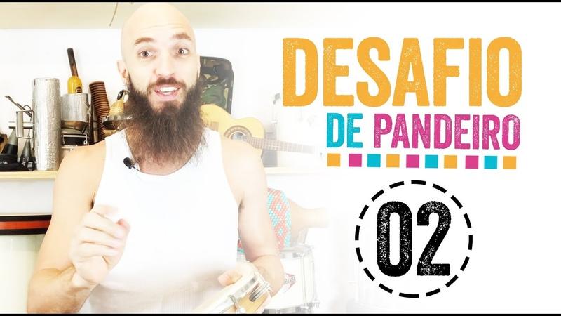 FORRÓ CHEIO DE EFEITO NO PANDEIRO com Léo Rodrigues