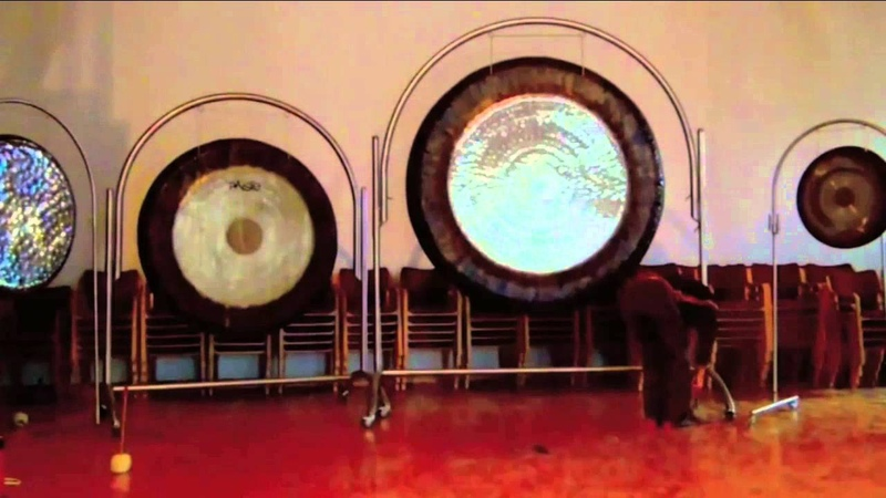 Flumies on Symphonic Gong 80 60 Earth 42 Water 30 Tom Soltron