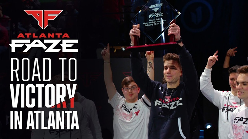 Atlanta FaZe's Road to Victory at the Atlanta Home Series