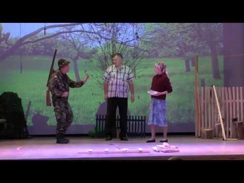 Закрытие Года театра в Ибресинском районе