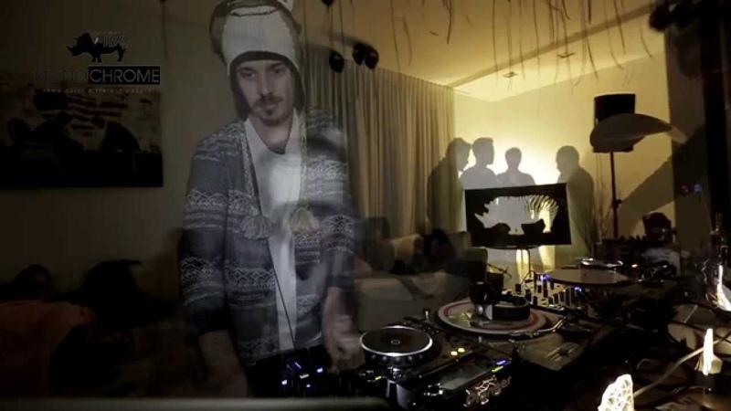 Monochrome Villa @ Yaniv Ohana Naor Nurieli DJ Set Video