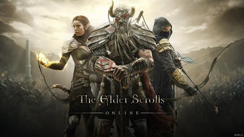 Выбиваем Ветеранский сет The Elder Scrolls Online