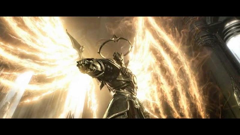 Diablo 3 — Жертва Тираэля Tyraels Sacrifice (RUS)