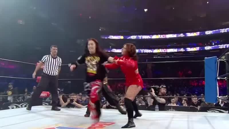 Hana Kimura Stella Grey and Sumie Sakai vs Jenny Rose and Oedo Tai G1 Supercard
