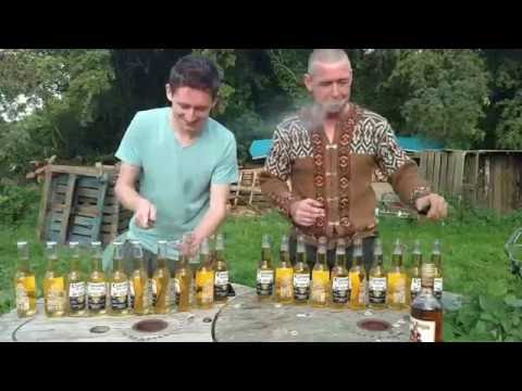 10 beers in 10 minutes challenge, previous records SMASHED!! *extreme vomit*
