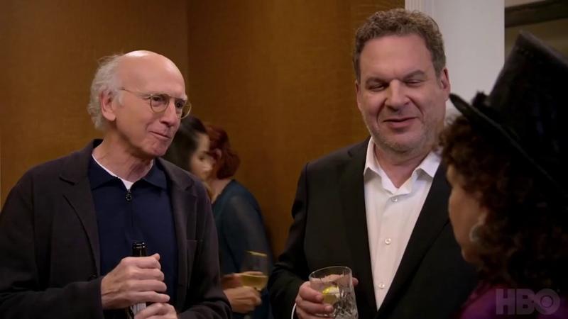 Curb Your Enthusiasm Умерь свой пыл Season 10 Official Trailer трейлер в озвучке HamsterStudio