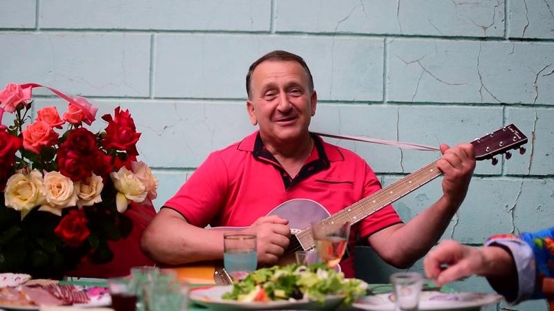Валера Станчуляк Поспели вишни в саду у Дяди Вани Под гитару