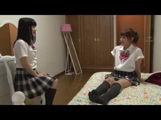 Aisu Kokoa [, Японское порно, new Japan Porno, Natural Tits, Older Sister, Older  Younger Sist, Schoolgirl]