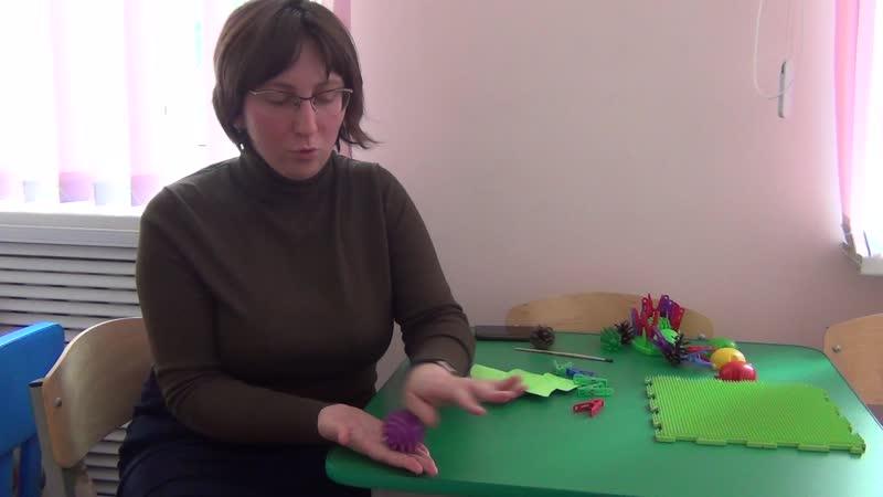 Коррекционно развивающие занятия от дефектолога БУ ОО ОРЦДПОВ Перовой Ольги Николаевны
