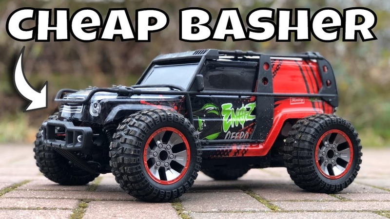 How good is this cheap RC Basher 1 10 Scale RC Car from PXtoys 9204E