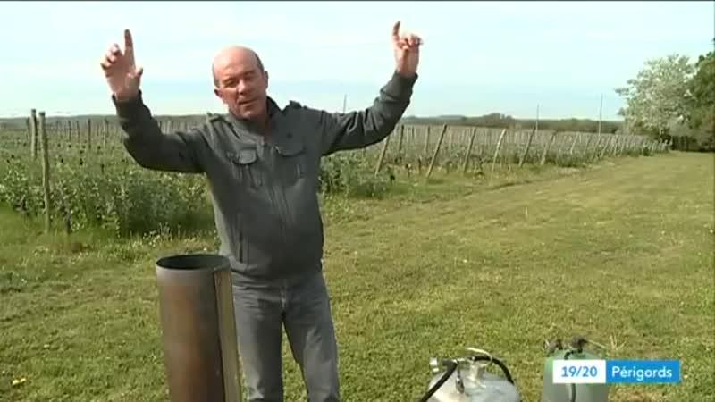 2019 24 Dispositifs anti grele dans le bergeracois vignoble 15 Avril