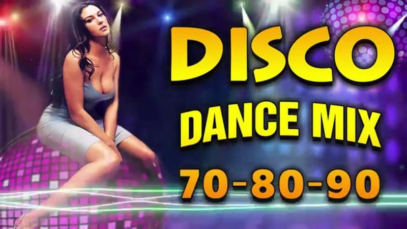 Disco Dance 70s 80s 90s Super Hits - Classic Eurodisco 80s 90s Music - Golden Oldies Disco Dance