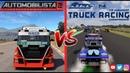 ГОНКИ НА ГРУЗОВИКАХ AUTOMOBILISTA 2 VS FIA European Truck СРАВНЕНИЕ ИГР / GAME COMPARISON ✅1080HD