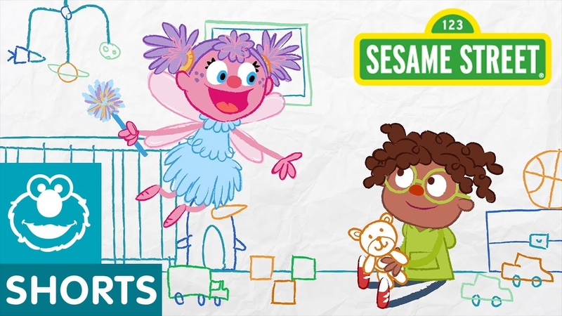 Sesame Street: Becoming a Big Sibling | Abby's Advice 3