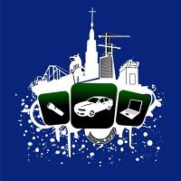 Логотип Encounter - экстремальные квесты в Тамбове