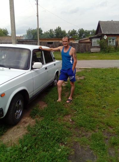 Радик, 38, Kuznetsk