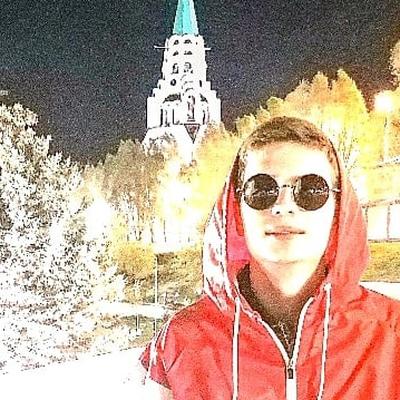 Dima, 18, Samara