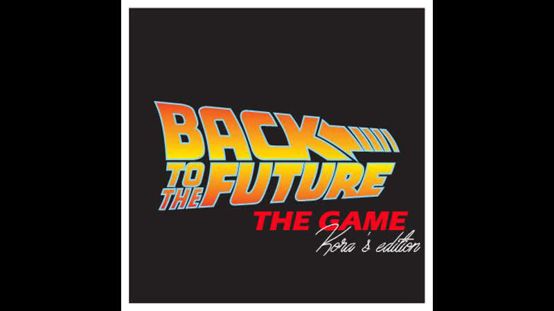 BACK TO THE FUTURE THE GAME KORA'S EDITION