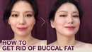 ENG) 심부볼 셀프경락, MASSAGE for BUCCAL FAT