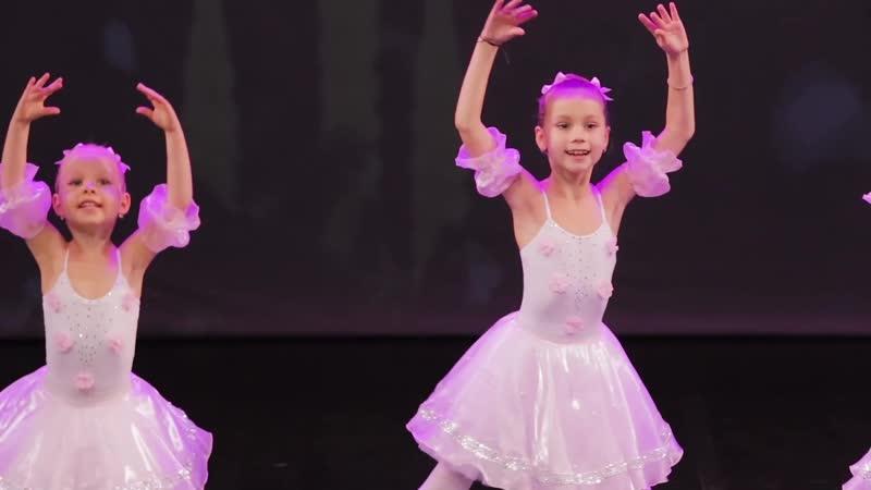 Французский танец из балета П И Чайковского Щелкунчик