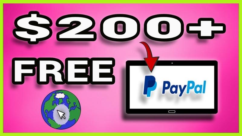 Earn $200 Super Fast In Free Paypal Money 2020 Worldwide