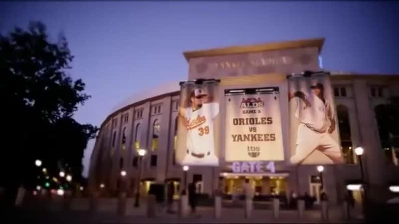 Постсезонье 2012 ALDS Нью Йорк Янкиз Балтимор Ориолс 5 й матч серии