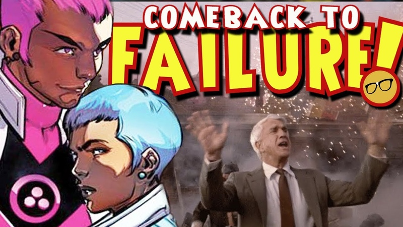 Snowflake and Safespace BEST SELLERS Marvel's Comic CRISIS Has Just Begun