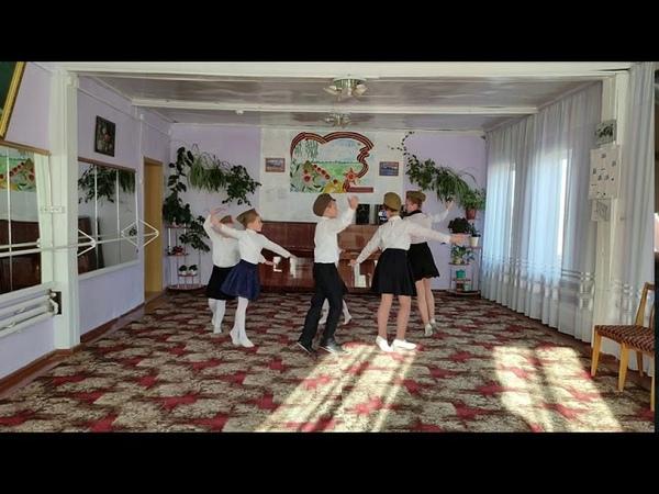 От отделения хореографии МУДО ВДШИ с Днём пожилого человека
