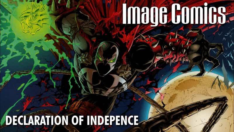 06 Image Comics Декларация независимых Тайная история комиксов Роберта Киркмана
