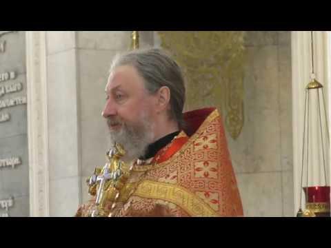 Проповедь в день Святителя Николая Мир Ликийских чудотворца Протоиерей Геннадий Подгорный