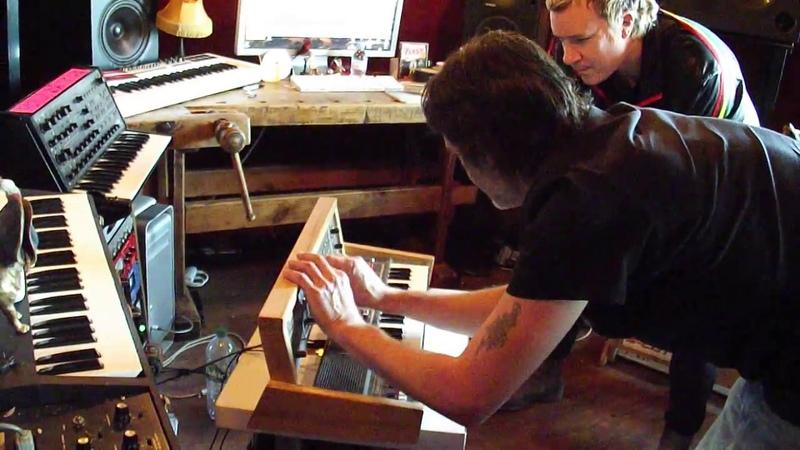 S CAT in the Studio with Liam Howlett