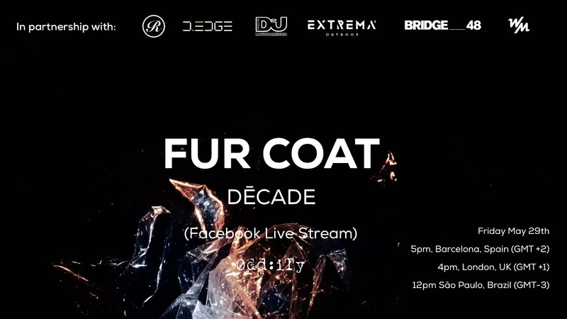 Fur Coat x Dēcade Facebook Live Stream