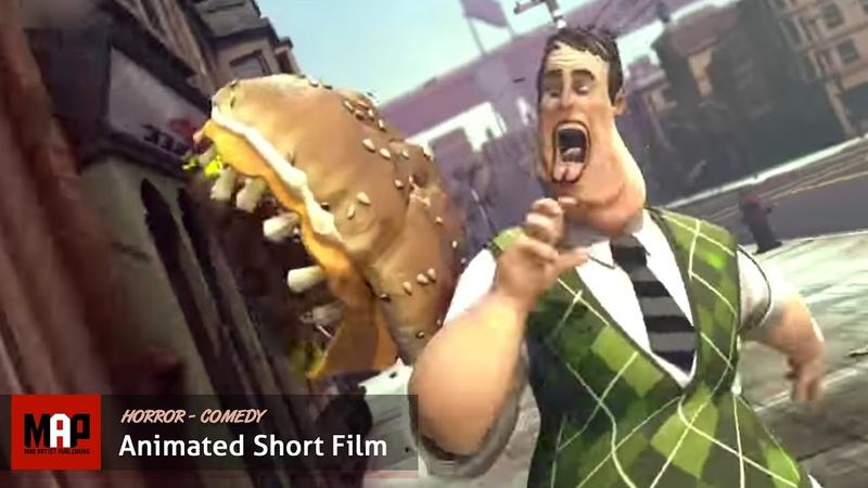 Action Thriller CGI 3D Animated Short Film ** HAMBUSTER ** Insane animation by SupInfocom Team