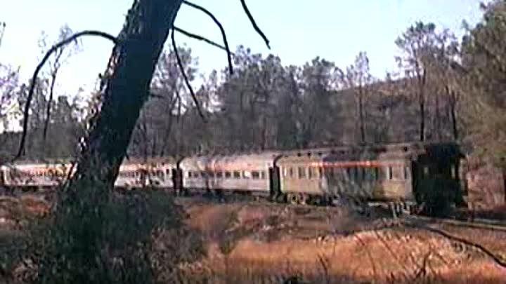 The FBI 1x13 Como dinamitar un ferrocarril