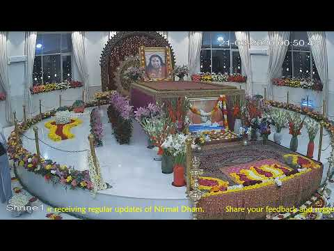 Evening Meditation followed by Sahaj Music Nirmal Dham 20 03 2020