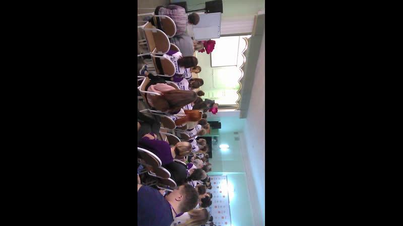 Выступление Юрманова Юрия Анатольевича на образовательном форуме КВАДРУМ: Факультет добра