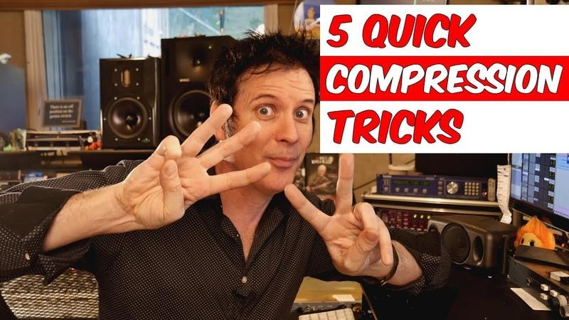 5 Quick Compression Mixing Tricks Warren Huart Produce Like A Pro