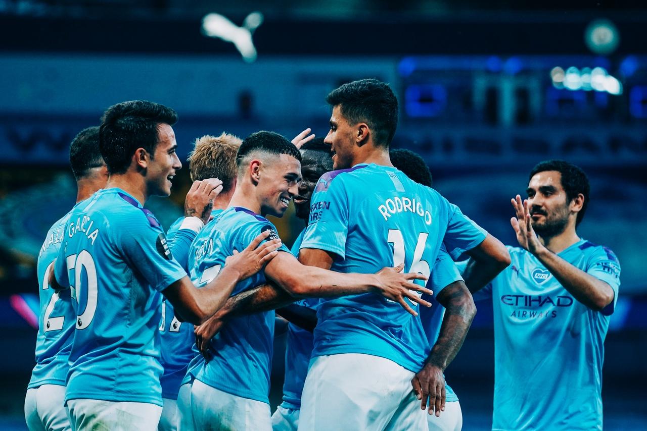 Манчестер Сити - Ливерпуль, 4:0.