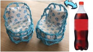 KOLA ESNDEN OYUNCAK KOLTUK YAPIMI   MNYATR  //  DIY Dollhouse  Miniature armchair   Doll Craft
