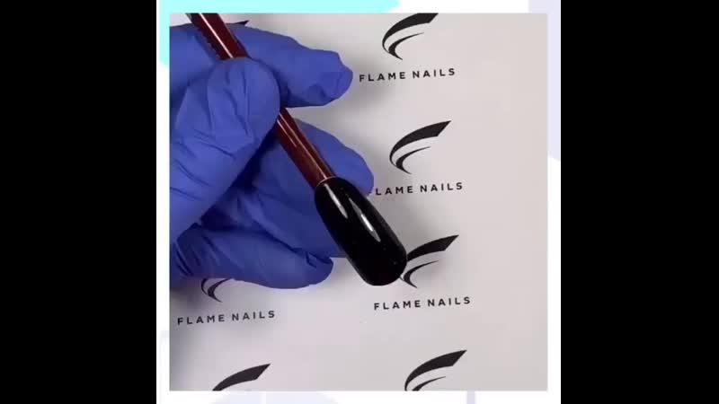 Мк стемпинг аэрография на ногтях аэропуффинг матовый маникюр матовые ногти