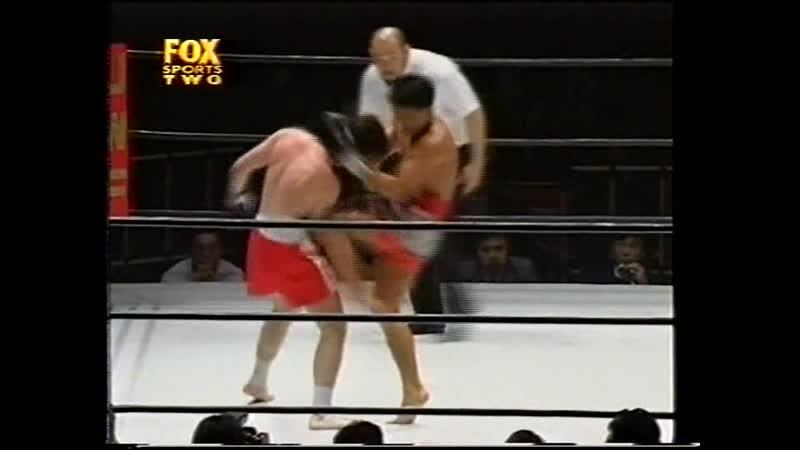 Bushido on FOX Sports 5 5