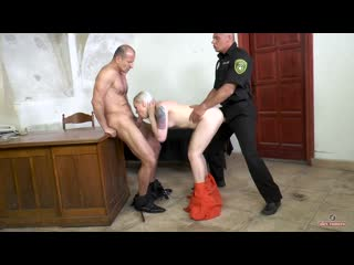 Lolita Taylor - Nympho Prisoner needs 2 Guards Penetrating her Hard to Calm her Thirst