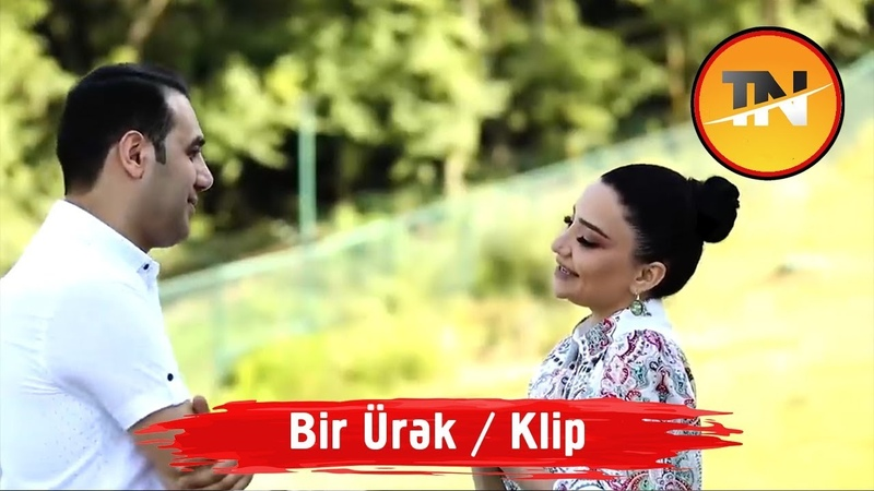 Terlan Novxani Bir Urek 2019 ft Nigar Sabanova Music Video