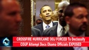 CROSSFIRE HURRICANE! DOJ FORCED To Declassify COUP Attempt Docs Obama Officials EXPOSED(REPORT)