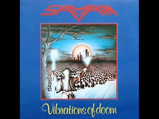 Samain - Vibrations Of Doom 1984 (FULL ALBUM) [Traditional Heavy Metal]