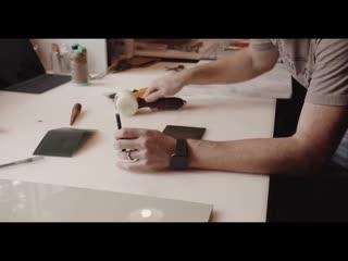 Создание идеального зеленого кошелька ручной работы в два раза больше
